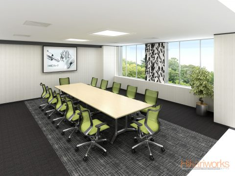 079-Office Rendering