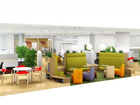 083-Office Rendering