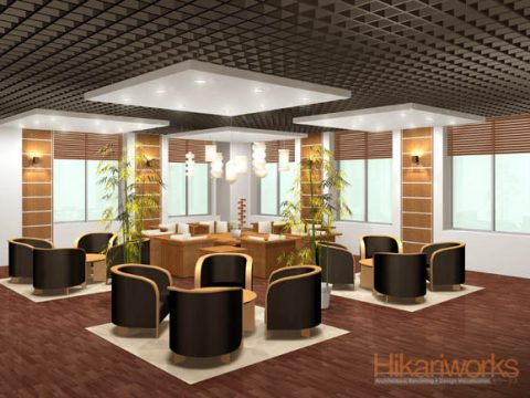 084-Office Rendering