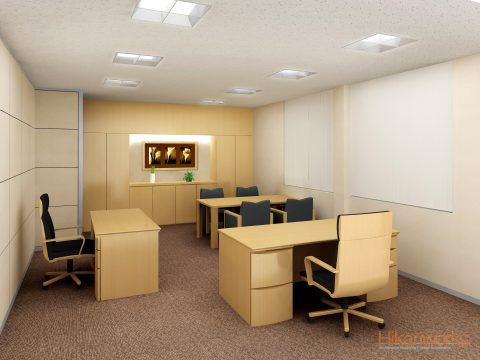089-Office Rendering