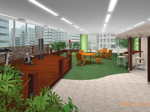 091-Office Rendering