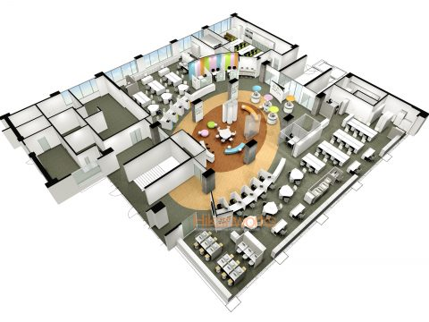 094-Office Rendering