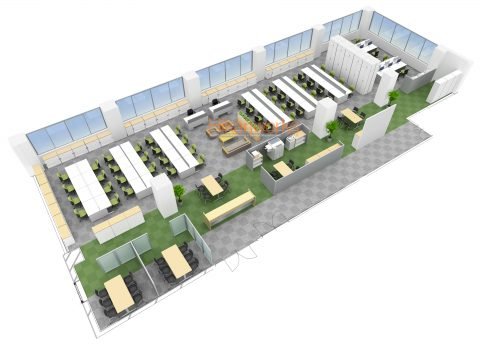 095-Office Rendering