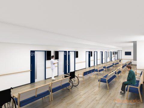 011-病院 パース