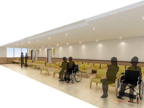 014-病院 パース