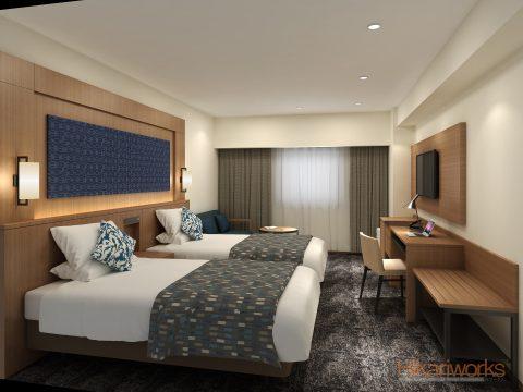 015-ホテル パース