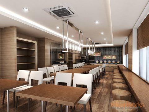 046-レストラン パース