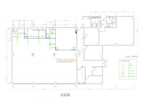 002-CAD作図 天伏図